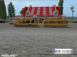 PACK DUO CAMPER CARAVANE BY BOB51160 v 1.0 - Direct Download image