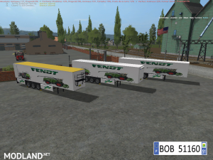 PACK 2 TRAILERS FENDT 4 IN 2 BY BOB51160, 3 photo