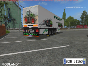 PACK 2 TRAILERS FENDT 4 IN 2 BY BOB51160, 8 photo