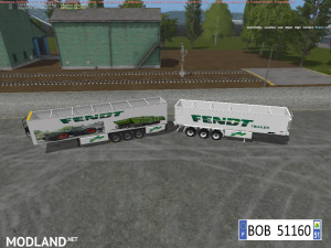 PACK 2 TRAILERS FENDT 4 IN 2 BY BOB51160, 7 photo