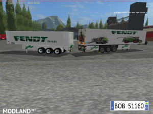 PACK 2 TRAILERS FENDT 4 IN 2 BY BOB51160, 6 photo