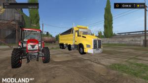 kenworthT880 dump truck pack V2 and V3, 5 photo