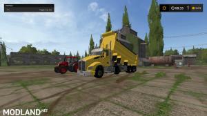 kenworthT880 dump truck pack V2 and V3, 4 photo