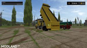 kenworthT880 dump truck pack V2 and V3, 2 photo