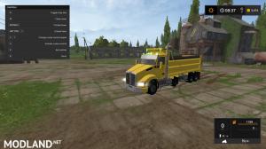 kenworthT880 dump truck pack V2 and V3, 7 photo