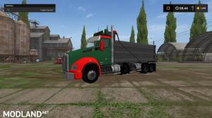 kenworthT880 dump truck pack V2 and V3, 18 photo