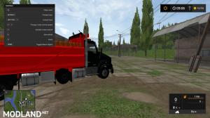 kenworthT880 dump truck pack V2 and V3, 27 photo