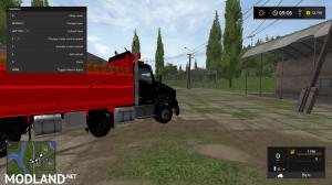 kenworthT880 dump truck pack V2 and V3, 28 photo