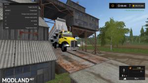 kenworthT880 dump truck pack V2 and V3, 37 photo