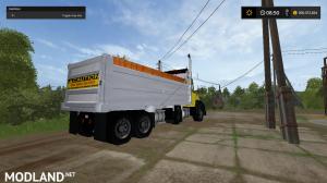 kenworthT880 dump truck pack V2 and V3, 40 photo