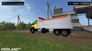 kenworthT880 dump truck pack V2 and V3, 39 photo