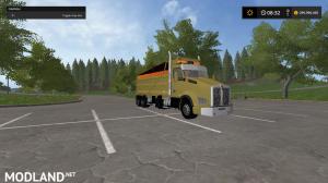 kenworthT880 dump truck pack V2 and V3, 49 photo