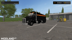 kenworthT880 dump truck pack V2 and V3, 52 photo