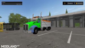 kenworthT880 dump truck pack V2 and V3, 50 photo