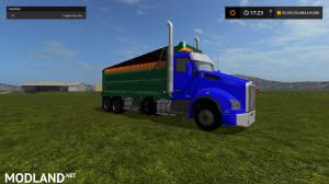 kenworthT880 dump truck pack V2 and V3, 55 photo