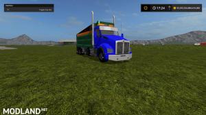 kenworthT880 dump truck pack V2 and V3, 54 photo