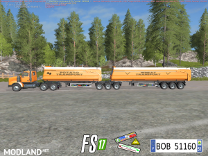 RoadTrainPack v 3.0 By BOB51160, 7 photo