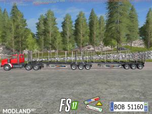 RoadTrainPack v 3.0 By BOB51160, 8 photo
