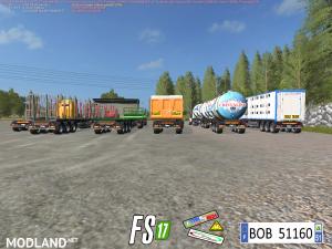 RoadTrainPack v 3.0 By BOB51160, 2 photo