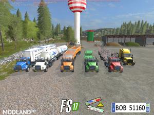 RoadTrainPack v 3.0 By BOB51160, 3 photo