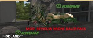Krone Baler Pack FS17