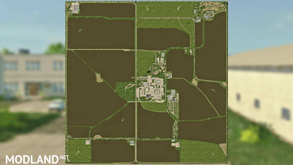 Saw Mill For Sale >> PGR Sliwno v 1.2 mod Farming Simulator 17