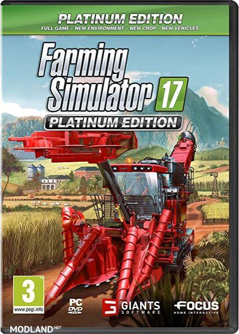 Platinum Edition Farming Simulator 17 mod Farming Simulator 17