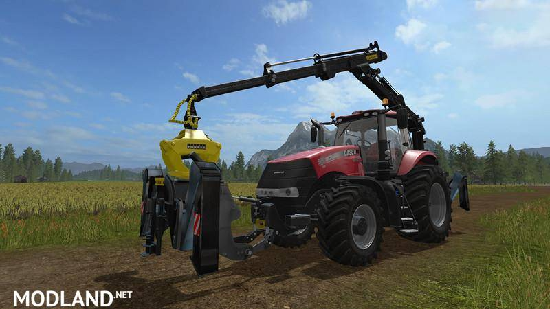 Single forwarder konzept