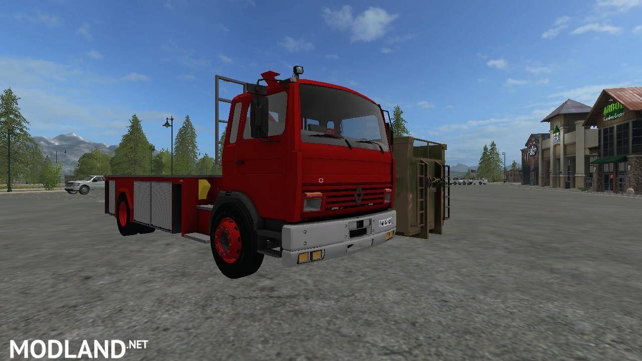 renault m camion benne tp v 1 0 mod farming simulator 17. Black Bedroom Furniture Sets. Home Design Ideas