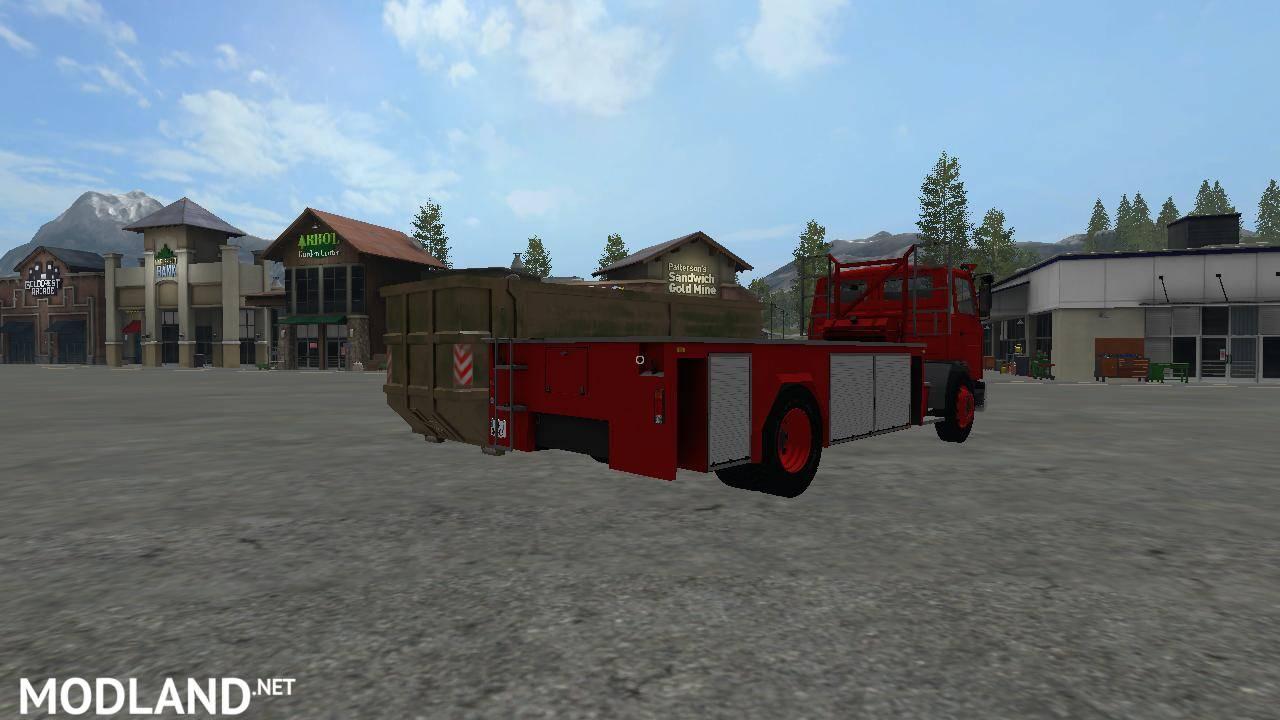 Net Direct Trucks >> Renault M camion benne TP v 1.0 mod Farming Simulator 17