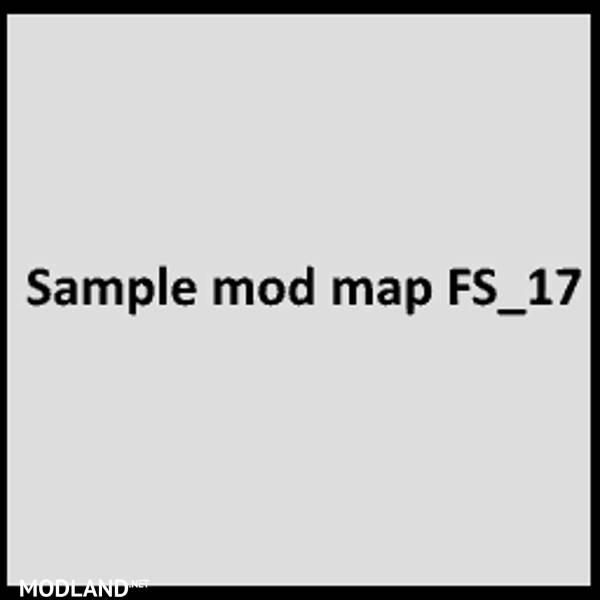 sample mod map fs 17 v 1 0 mod farming simulator 17