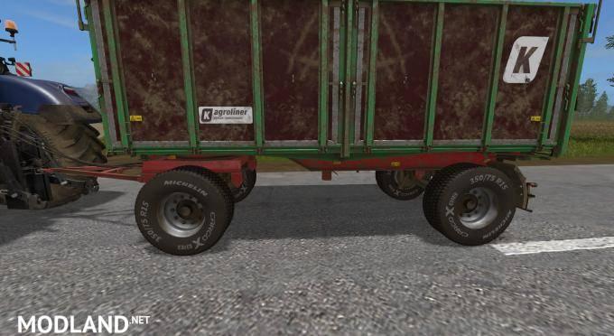 MICHELIN 350 70 R15