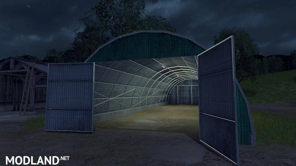 Storage Tunnel Beiser V 1 0 0 1 Mod Farming Simulator 17