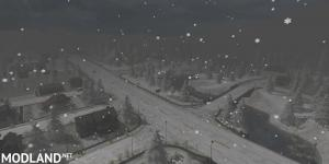 FS 17 Snow Edition Texture Pack v 1.0