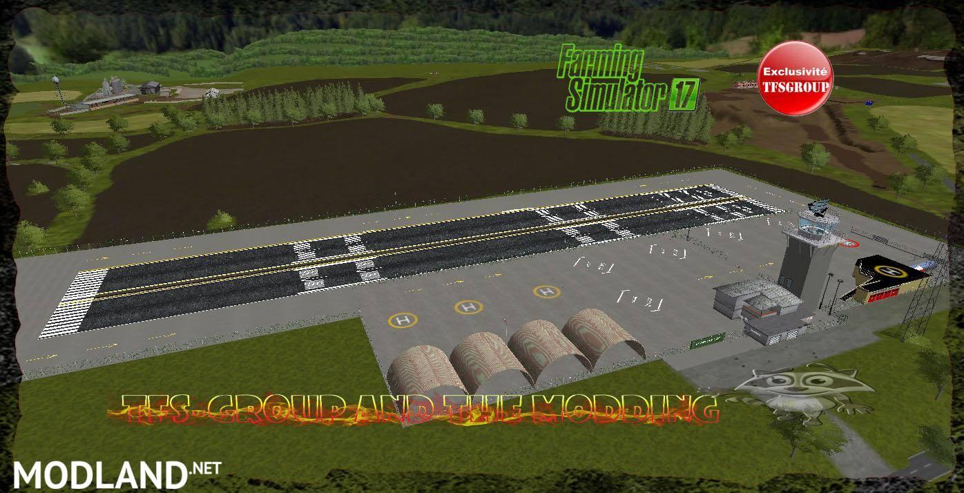 Tfsg Fs Airport Fs17 V 1 0 Mod Farming Simulator 17