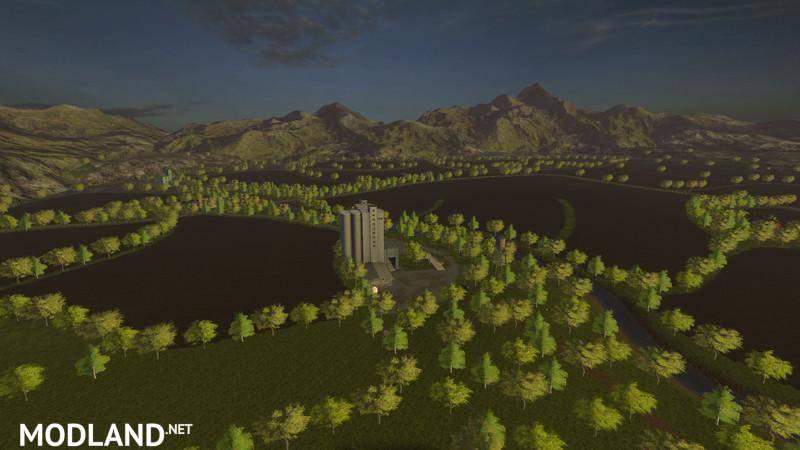 Net Direct Trucks >> The American Dream Map v 1.2 mod Farming Simulator 17