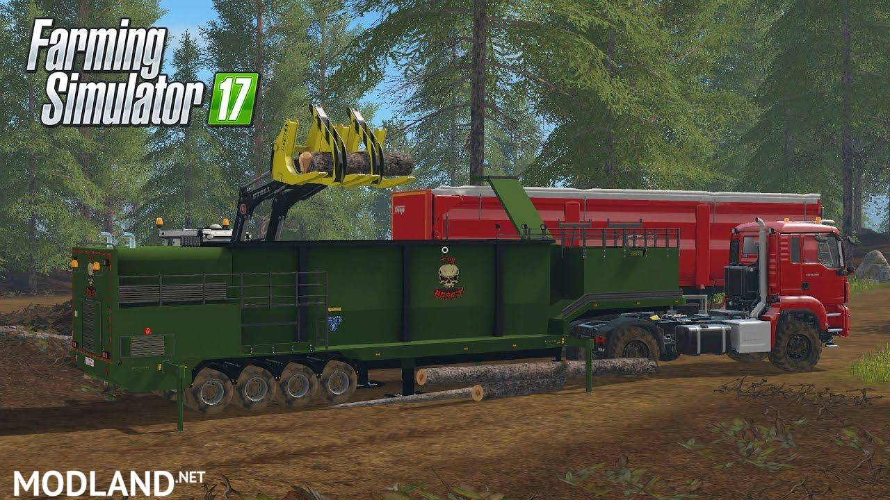 Net Direct Auto >> The Beast LS17 v0.0.0.2 mod Farming Simulator 17