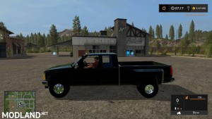 1992 GMC Sierra One Ton Truck v 1.0, 2 photo