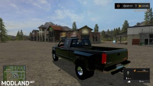 1992 GMC Sierra One Ton Truck v 1.0, 3 photo