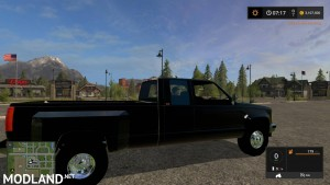 1992 GMC Sierra One Ton Truck v 1.0, 6 photo
