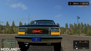 1992 GMC Sierra One Ton Truck v 1.0, 9 photo