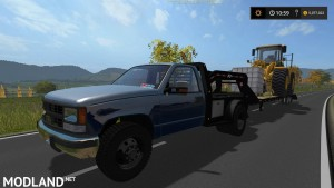 1994 Chevy K3500 Flatbed v 1.0