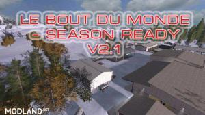 LE BOUT DU MONDE – SEASON READY