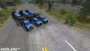 2006 Chevy 3500HD Flatbed EDIT v 1.0, 3 photo