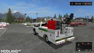 2016 Chevy Silverado 3500HD Service Truck, 3 photo