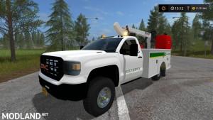 2016 Chevy Silverado 3500HD Service Truck, 1 photo