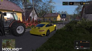 2018 Porsche 911 turbo S v 1.0, 11 photo