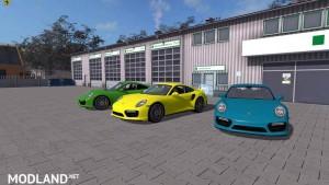 2018 Porsche 911 turbo S v 1.0, 12 photo