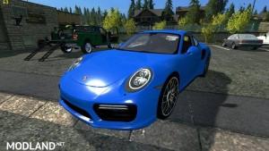2018 Porsche 911 turbo S v 1.0, 3 photo
