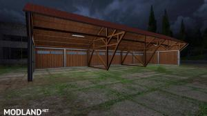 Machinery Shelter with Lighting Placeable, 1 photo